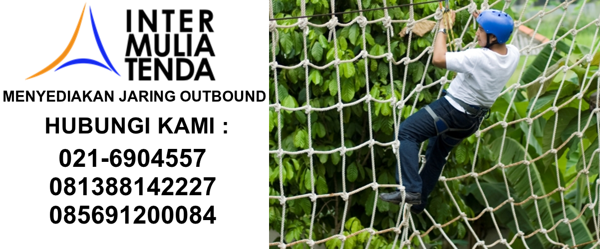 Jual Jaring outbound